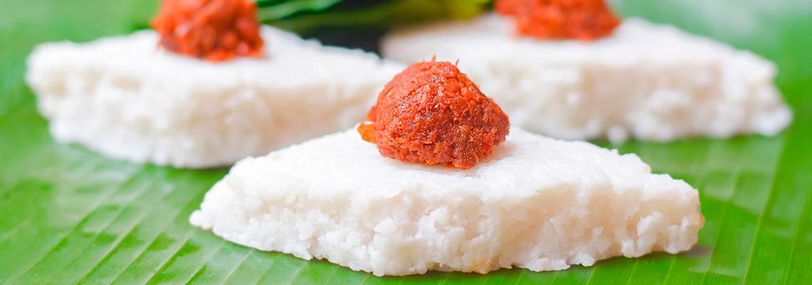 Кирибат (Молочный рис), Шри Ланка